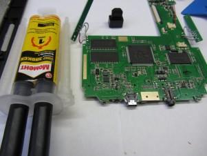 ремонт разъема планшета