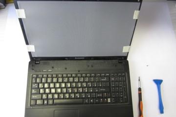 Замена матрицы ноутбука в Минске