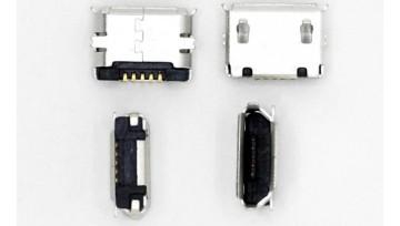 Как починить, заменить, пропаять разъём для зарядки microUSB или Type-C?